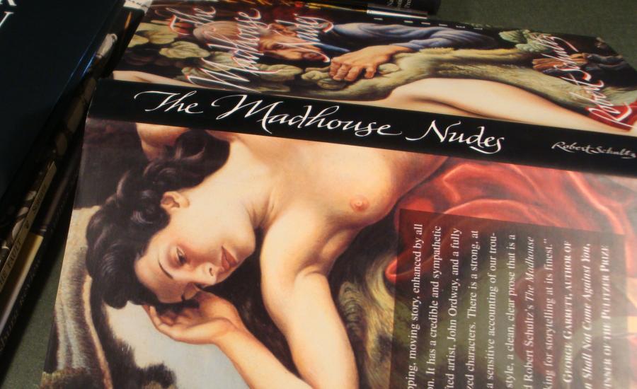 Genre, Fiction - Madhouse Nudes 900x550