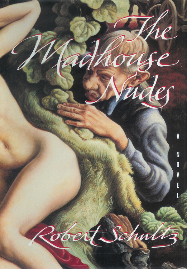 The Madhouse Nudes, cloth cover edition