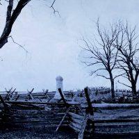 Antietam cyanotype by Binh Danh