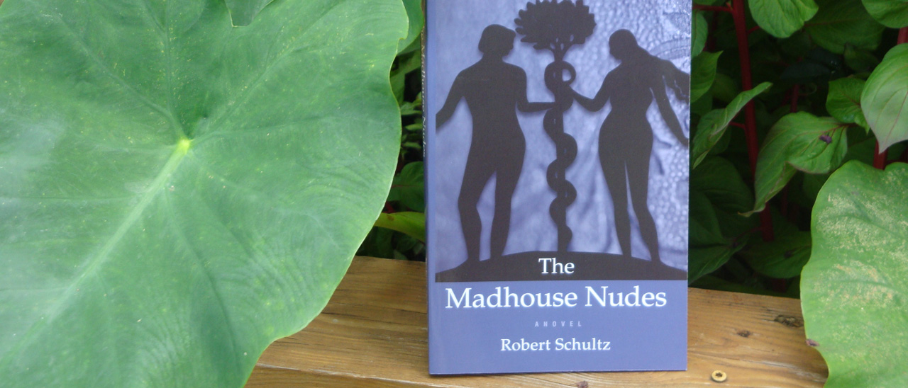 The Madhouse Nudes paperback edition.